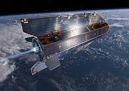 Track the Satellite GOCE and Follow its Trajectory