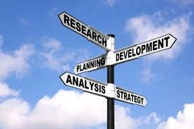 Research, Research and moreResearch