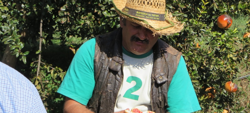 Juanito's Farm Tour- Malaga, Spain(Video)