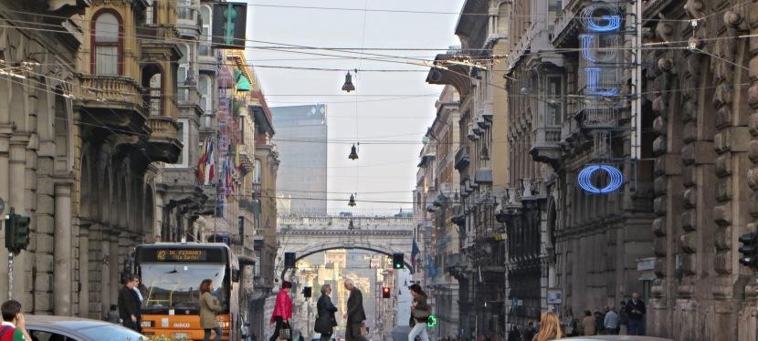 Genoa- Spianata dell'Acquasola
