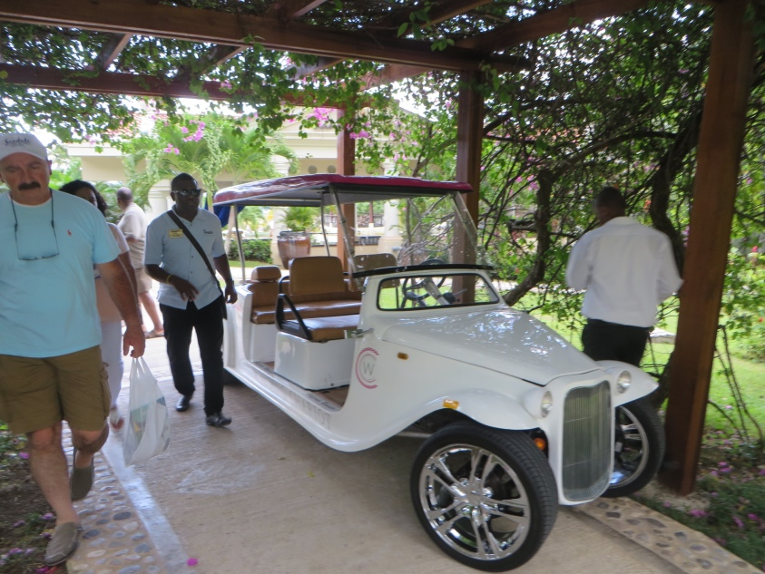 Bride Transportation
