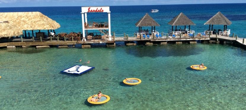 Sandal's Paradise inJamaica