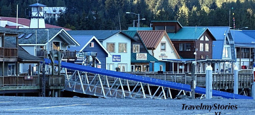 Walking Around Seward, Alaska