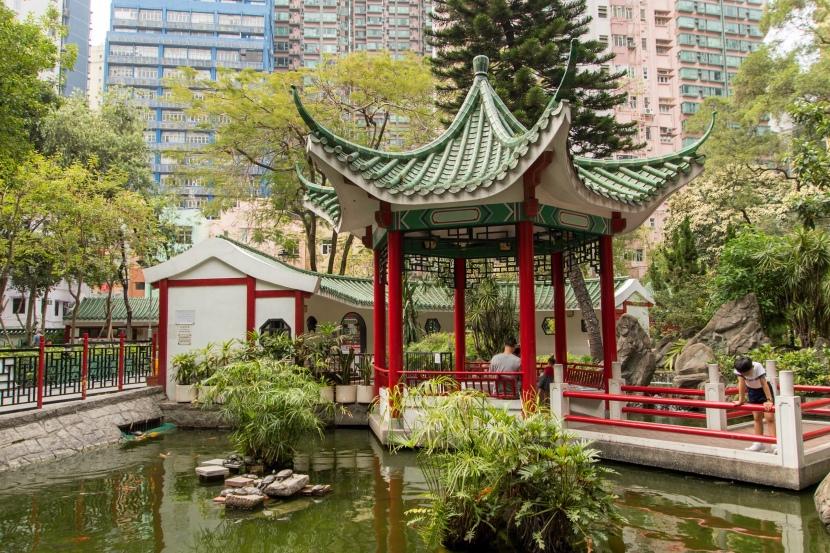 First Impression of HongKong