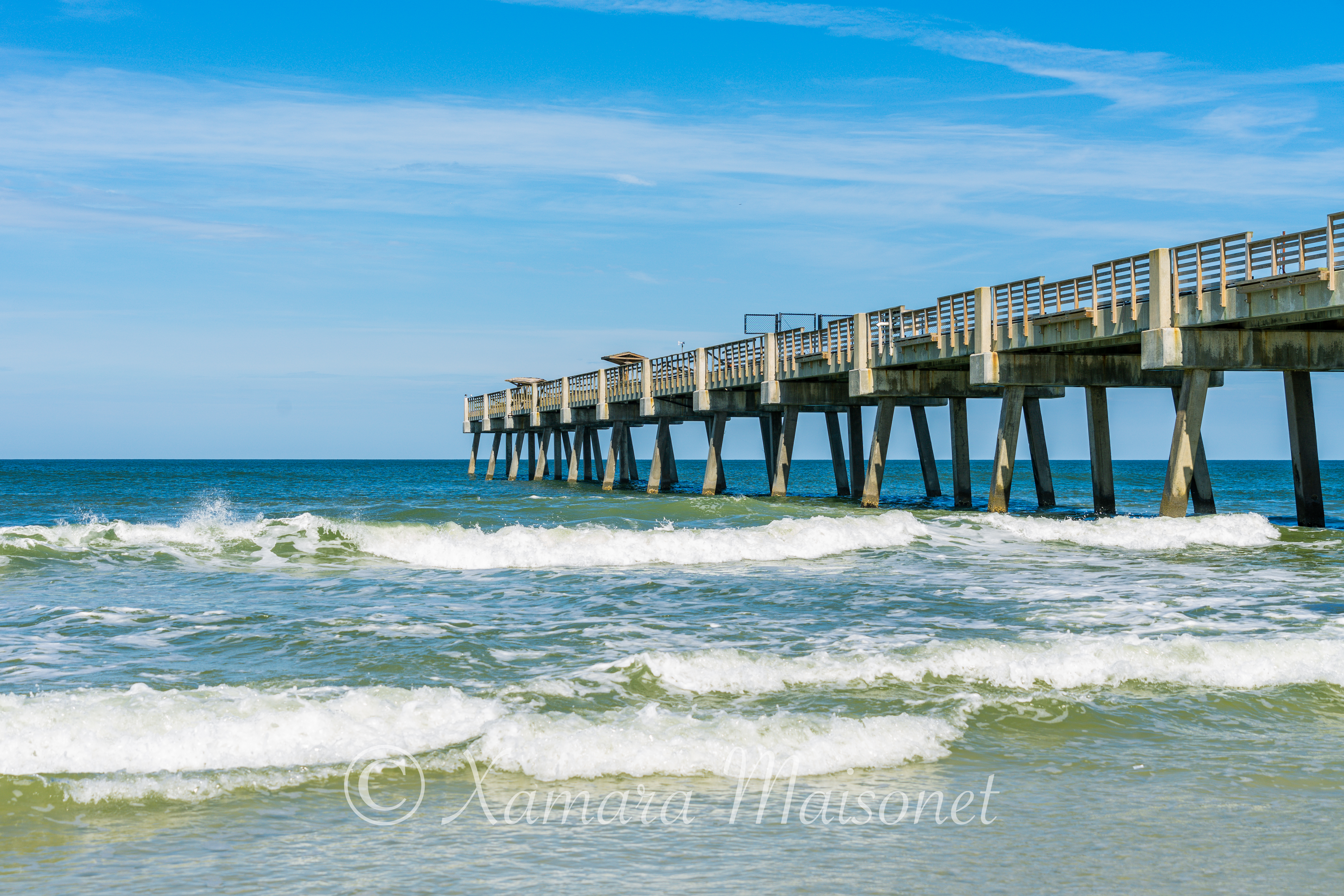 A day in Jacksonville Beach