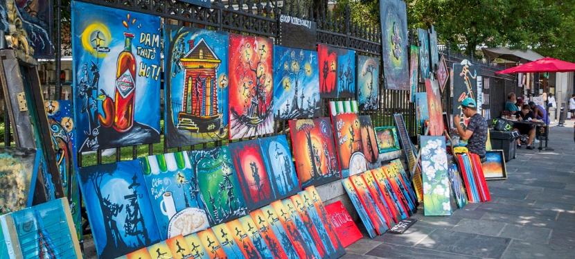 New Orleans StreetArt